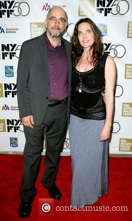 Richard Schiff and Sheila Kelley