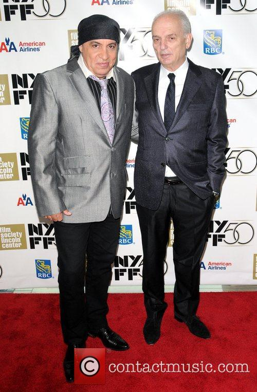 steven van zandt and david chase the 4116070