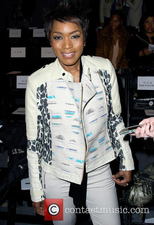 Angela Bassett Mercedes-Benz New York Fashion Week Spring/Summer...