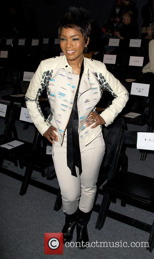 Angela Bassett and New York Fashion Week 3