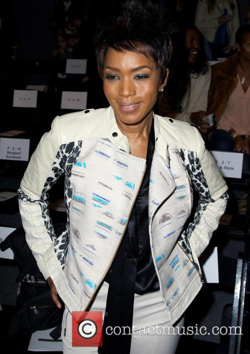 Angela Bassett and New York Fashion Week 4