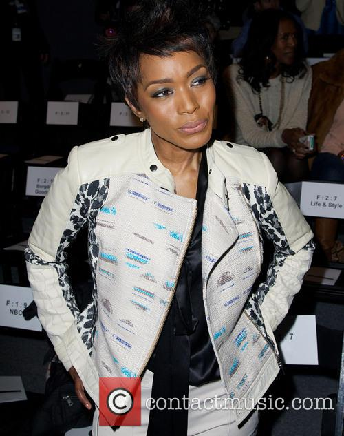 Angela Bassett and New York Fashion Week 5