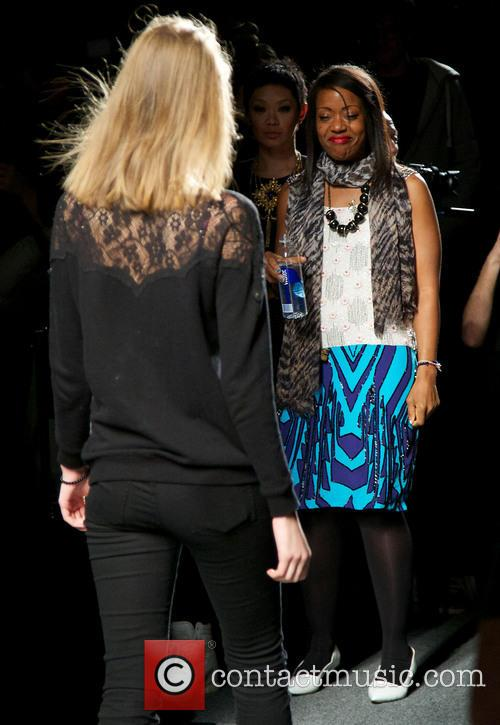 Tracy Reese and New York Fashion Week 1