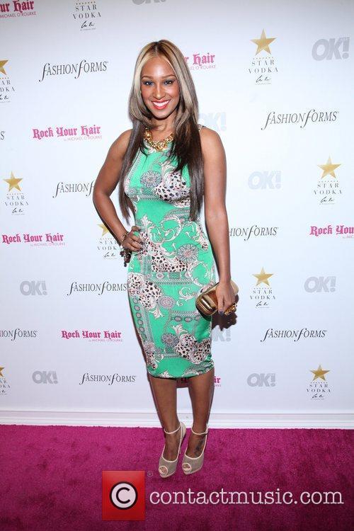 Olivia Longott  OK! Magazine's 5th Annual Fashion...
