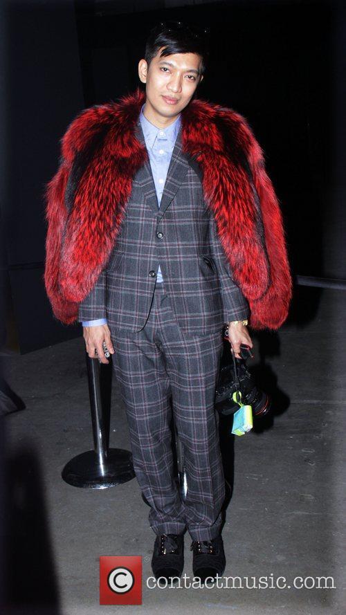 Bryanboy  Mercedes-Benz Fashion Week Fall 2012 -...