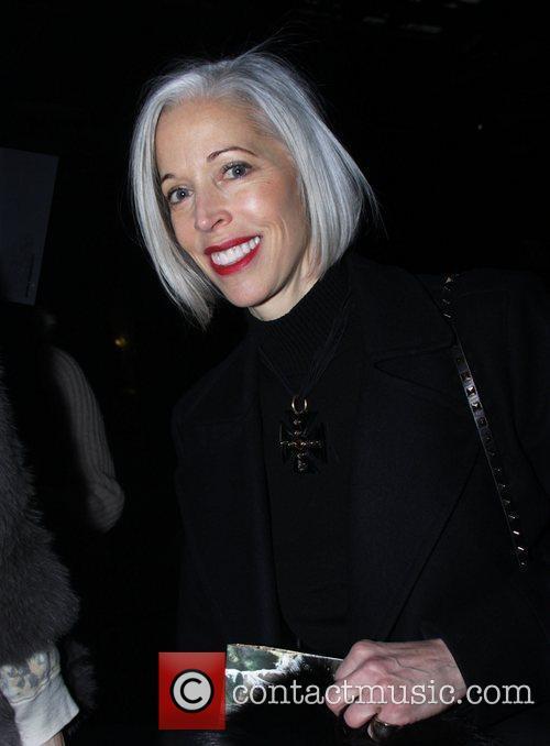 Linda Fargo Mercedes-Benz Fashion Week Fall 2012 -...