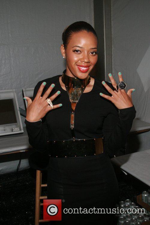 Mercedes-Benz Fashion Week Fall 2012 - BCBG Max...