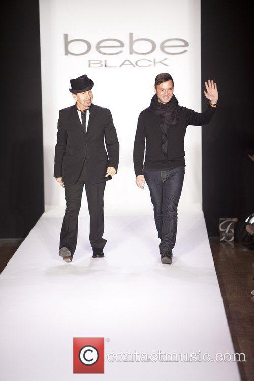 Manny Mashouf, Designer Mercedes-Benz Fashion Week - Fall...