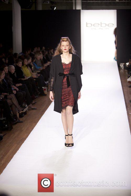 Mercedes-Benz Fashion Week - Fall 2012 - Bebe:...