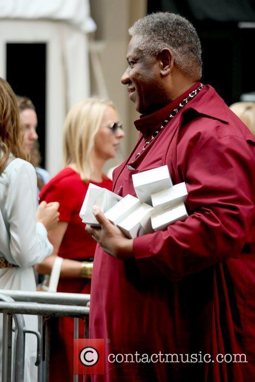 Andre Leon Talley, Calvin Klein and The Fashion 3