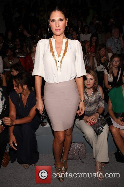 Daisy Fuentes Mercedes-Benz New York Fashion Week Spring/Summer...