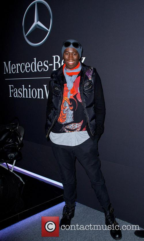 J. Alexander and New York Fashion Week 1