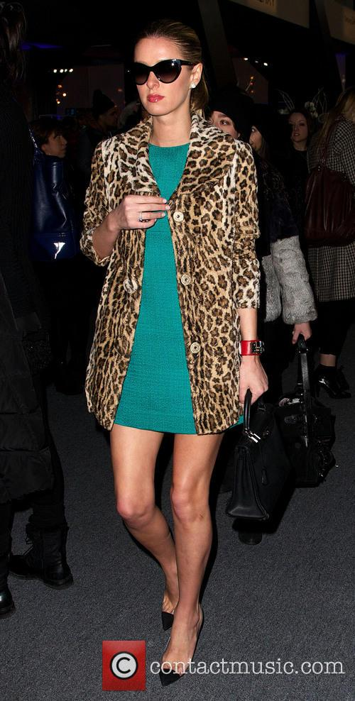 Nicky Hilton and New York Fashion Week 1