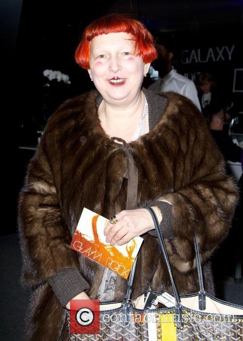 Lynn Yaeger Mercedes-Benz New York Fashion Week Autumn/Winter...