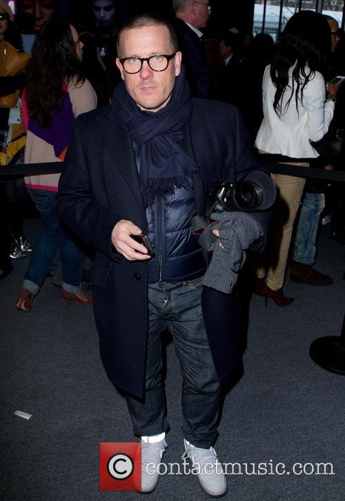 Scott Schuman; The Sartorialist Mercedes-Benz New York Fashion...