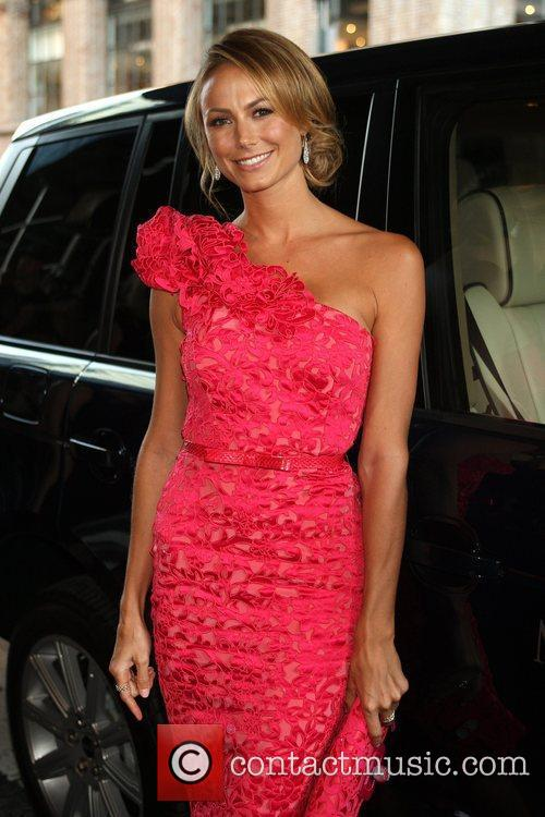 Stacy Keibler and New York Fashion Week 1