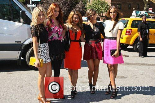 The Saturdays and New York Fashion Week 2
