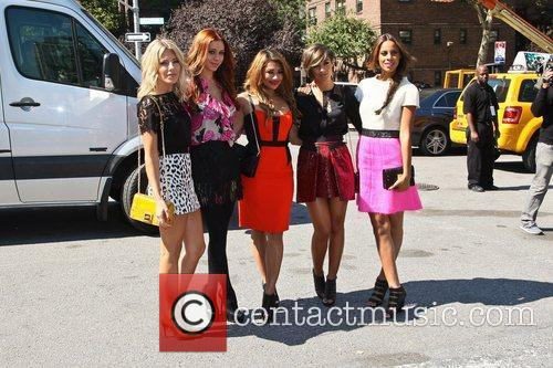 The Saturdays and New York Fashion Week 3
