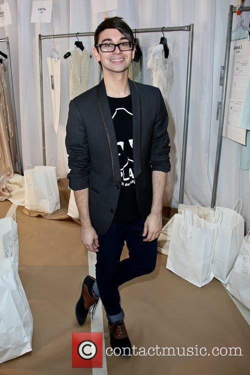 Christian Siriano Mercedes-Benz New York Fashion Week Spring/Summer...