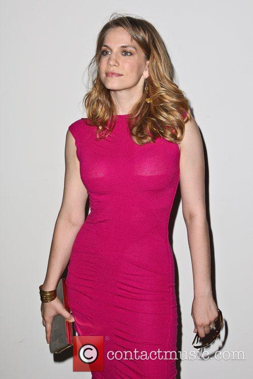 anna chlumsky mercedes benz new york fashion 5907486