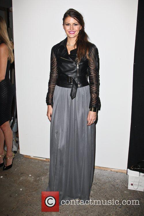 Corri McFadden Mercedes-Benz New York Fashion Week Spring/Summer...