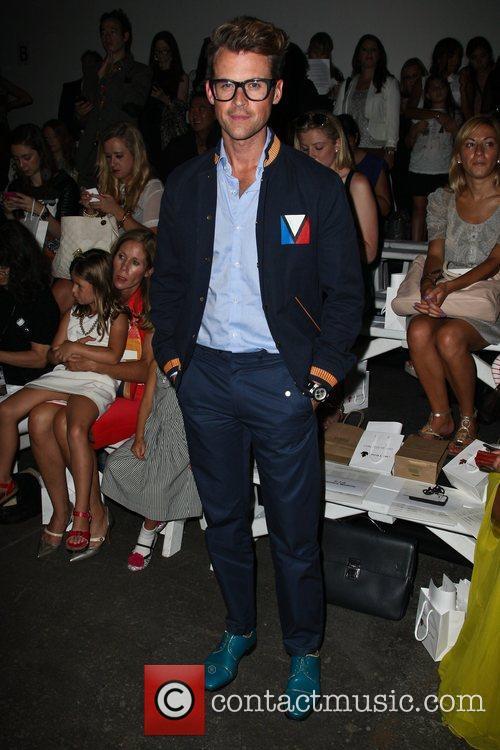 Brad Goreski Mercedes-Benz New York Fashion Week Spring/Summer...
