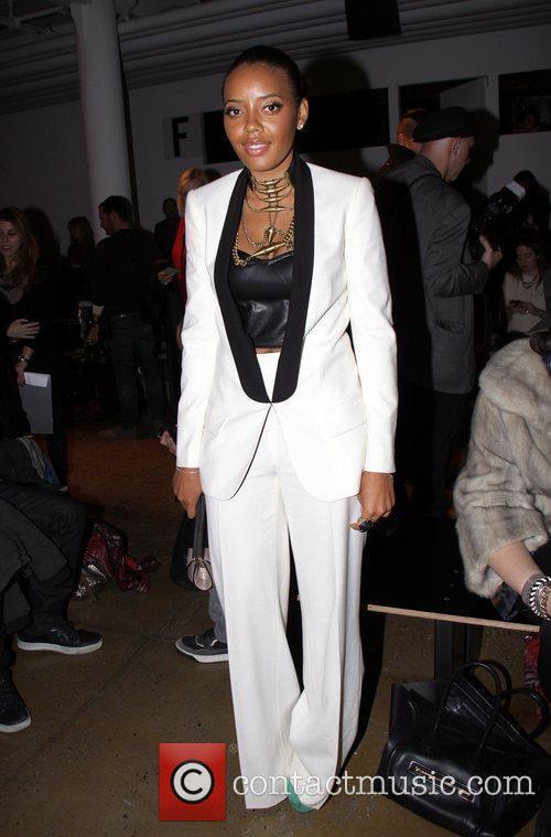 Mercedes-Benz Fashion Week Fall 2012 - Costello Tagliapietra...