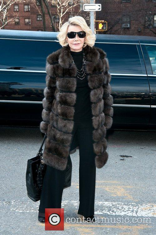 joan rivers mercedes benz fashion week fall 3731242