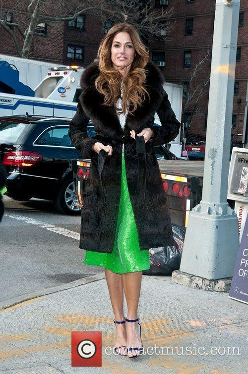 Kelly Bensimon Mercedes-Benz Fashion Week - Fall 2012...