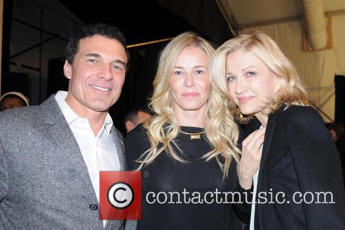 Andre Balazs, Chelsea Handler, Diane Sawyer and New York Fashion Week 2