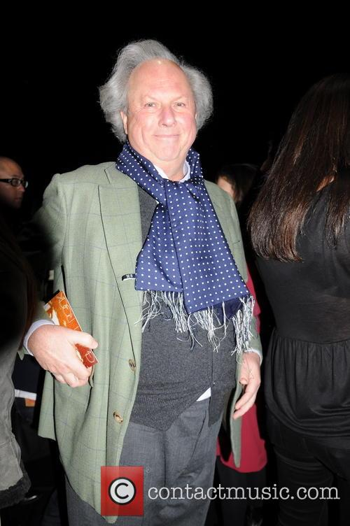 Graydon Carter Mercedes-Benz New York Fashion Week Spring/Summer...