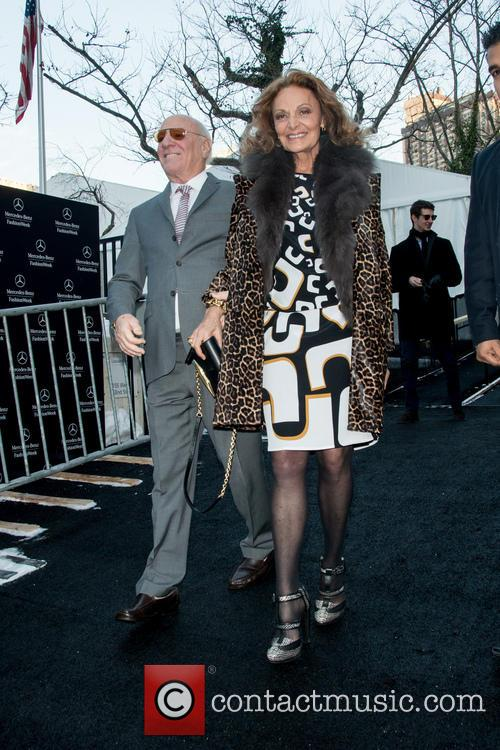 Guest, Diane Von Furstenberg and New York Fashion Week 5