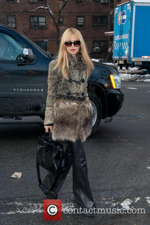 Rachel Zoe and New York Fashion Week 2