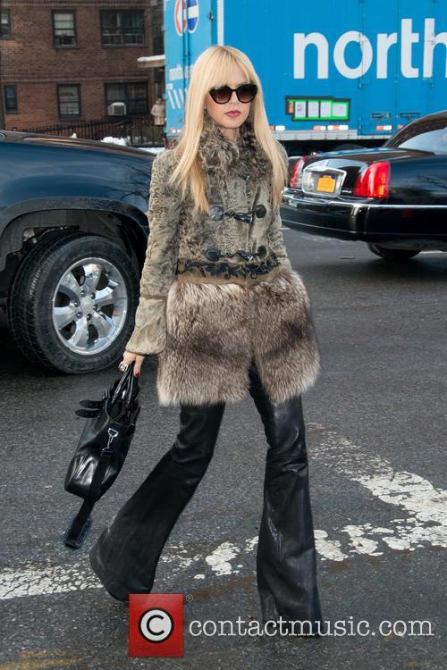 Rachel Zoe and New York Fashion Week 1