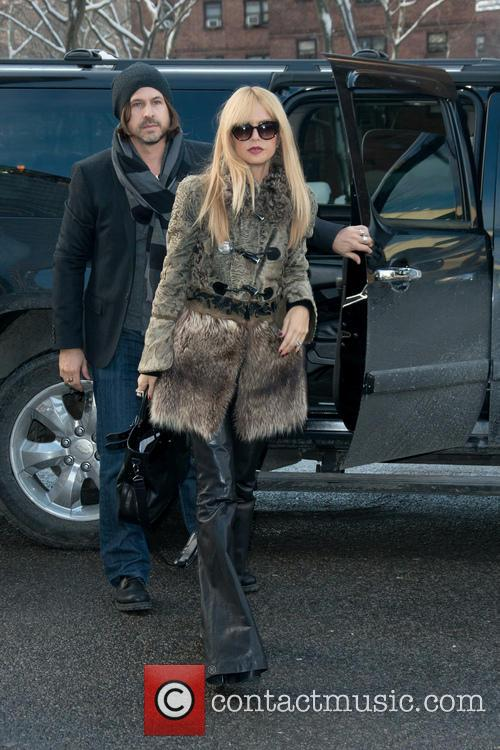 Rodger Berman, Rachel Zoe and New York Fashion Week 4