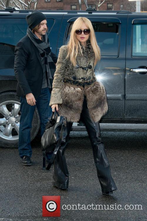 Rodger Berman, Rachel Zoe and New York Fashion Week 1