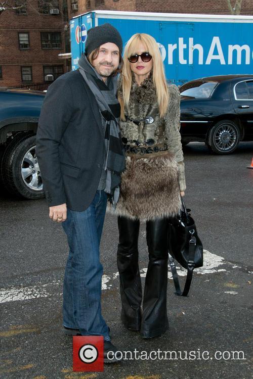 Rodger Berman, Rachel Zoe and New York Fashion Week 3