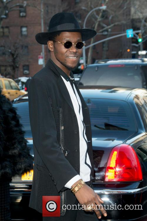Theophilus London and New York Fashion Week