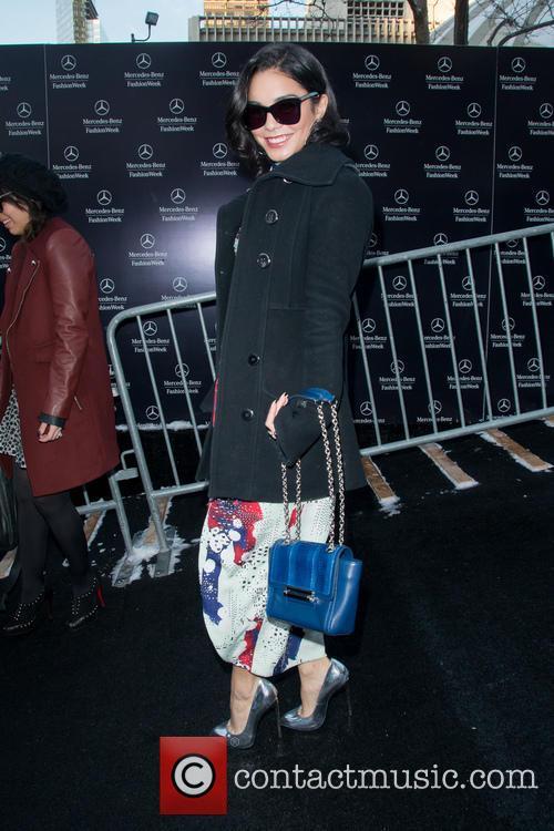Vanessa Hudgens and New York Fashion Week 8