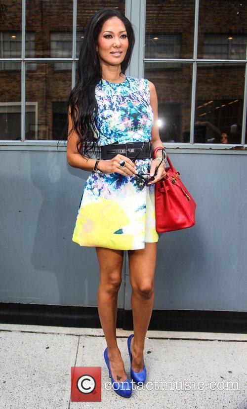 Kimora Lee Simmons and New York Fashion Week 1