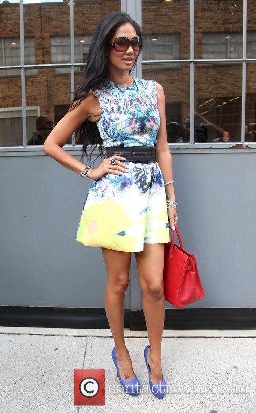 Kimora Lee Simmons and New York Fashion Week 3