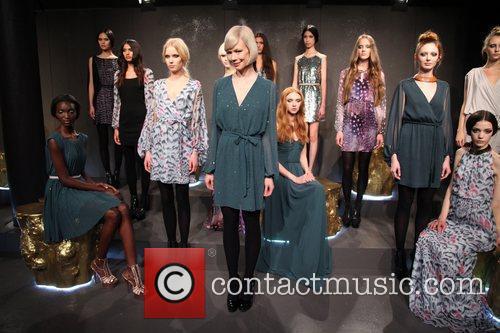 Erin Fetherston Mercedes-Benz Fashion Week Fall 201 -...