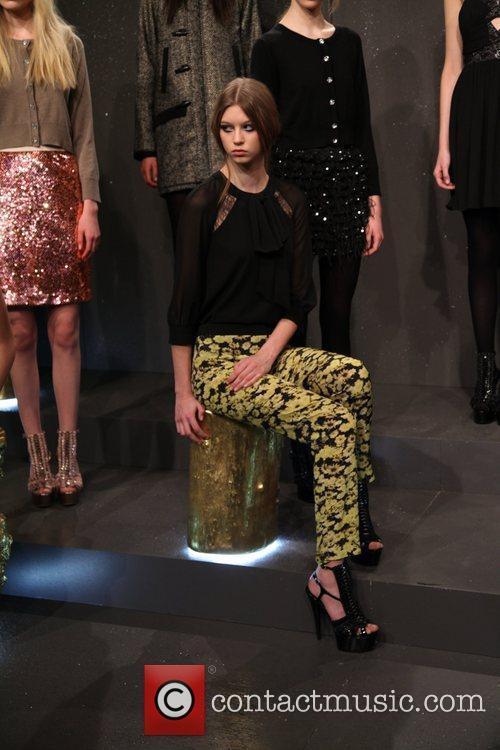 Mercedes-Benz Fashion Week Fall 201 - Erin Fetherston...