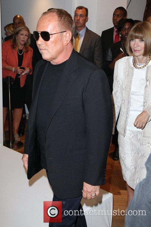 Anna Wintour, Michael Kors and Macy's 7