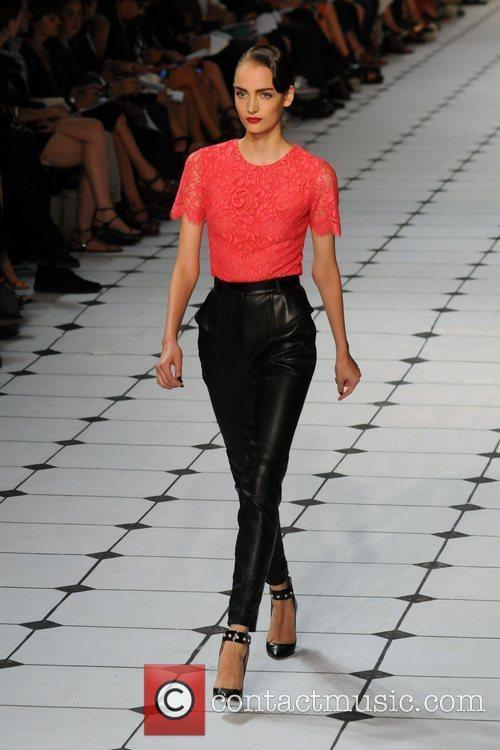 Mercedes - Benz New York Fashion Week Spring/Summer...