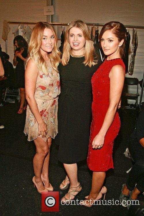 Lauren Conrad, Jenny Packham and Minka Kelly...