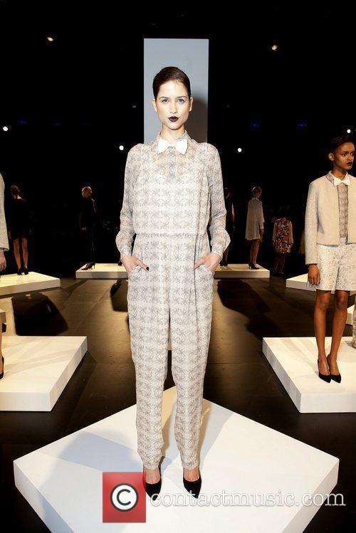 Mercedes-Benz Fashion Week Fall 2012 - Kaelen Presentation...