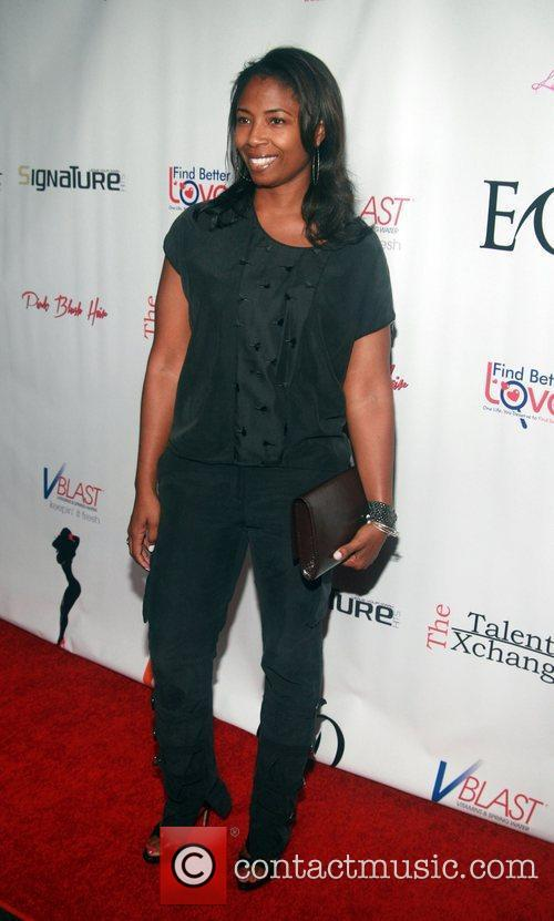 Dr. Janna Andrews attending the 'Licious Apparel By...
