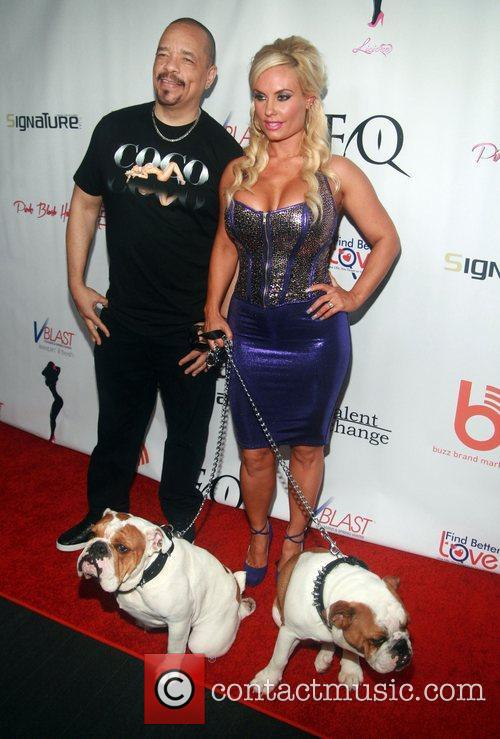 Ice-t and Coco Austin 2