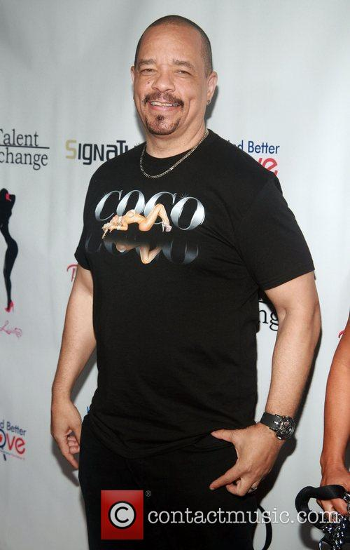 Ice-T  attending the 'Licious Apparel By Coco'...